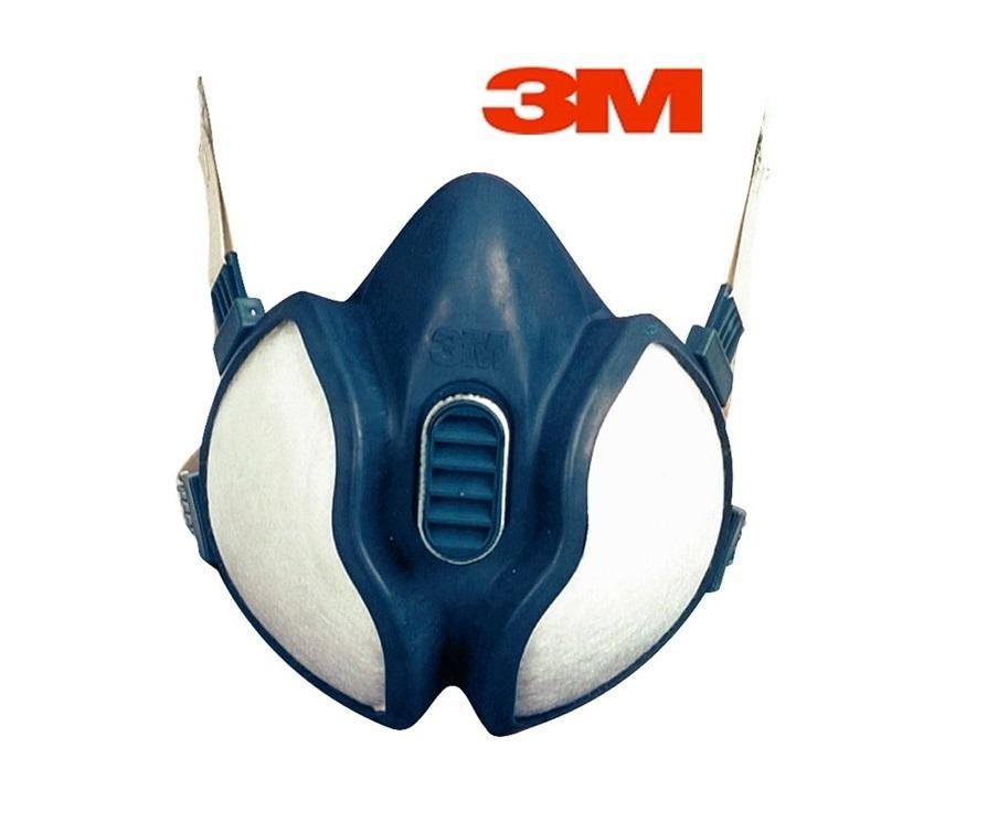 3M Halfgelaatsmasker FFA2 P3D 3M 4255