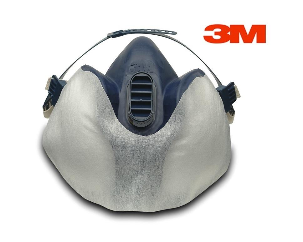 3M Beschermingsvlies 10 stuks voor 3M 4000-serie 3M 400