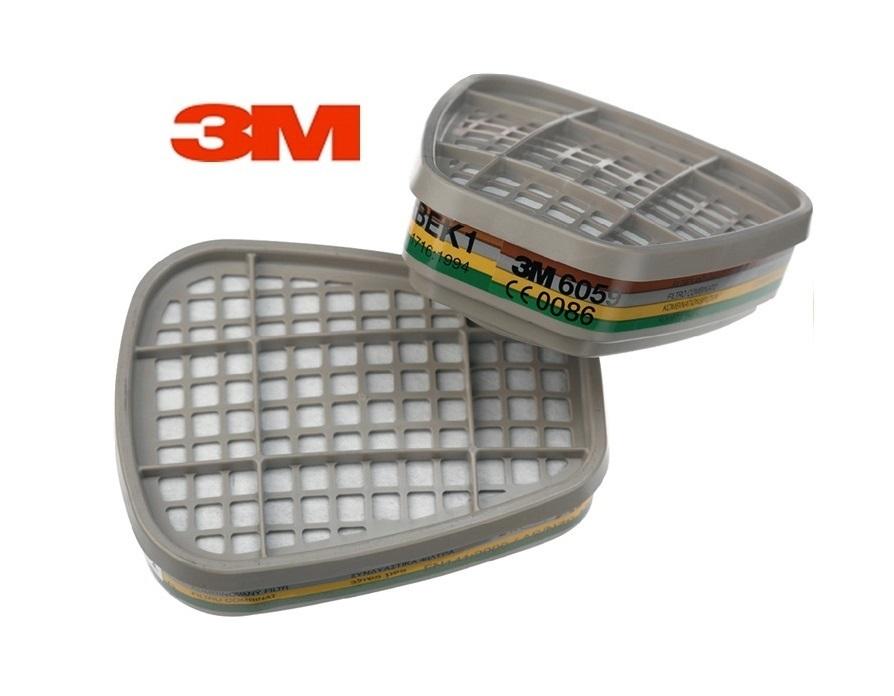 3M 6059 ABEK1 gasfilter - dampfilter organische dampen 3M 6059