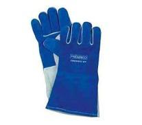 Lashandschoen COMOflex blauw maat. L (9) WELDAS 10-2087