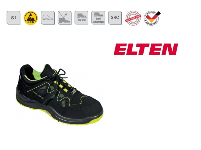 Elten GRANT NEON ESD S1 TYPE 1 - ELTEN 7206601 - 40