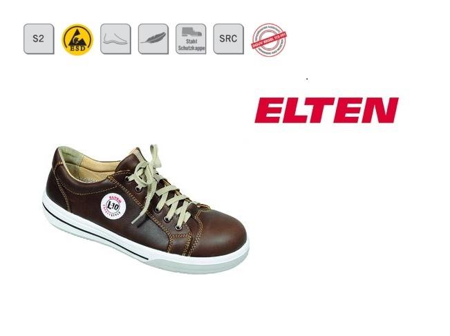Elten MAROON LOW ESD O2 - ELTEN 92110 - 37