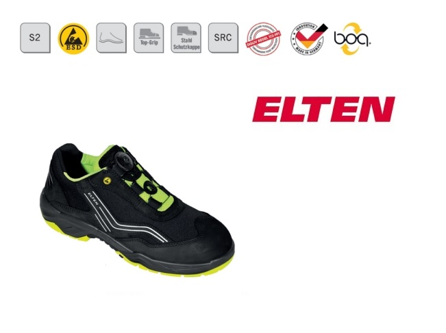 Elten AMBITION BOA LOW ESD S2 - ELTEN 72752 - 36