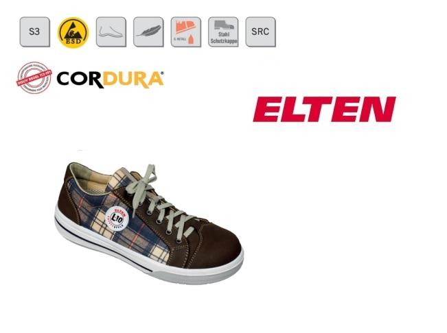 Elten CHECKER LOW ESD S3 - ELTEN 721061 - 37