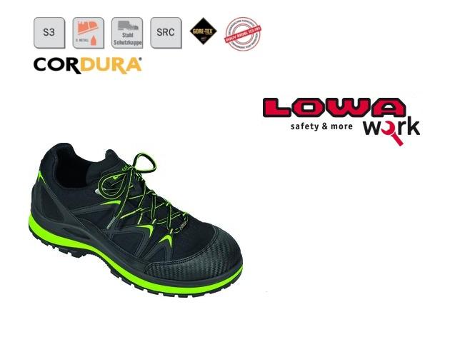 Lowa INNOX WORK GTX. LIME LOW S3 LOWA 5303 - 36