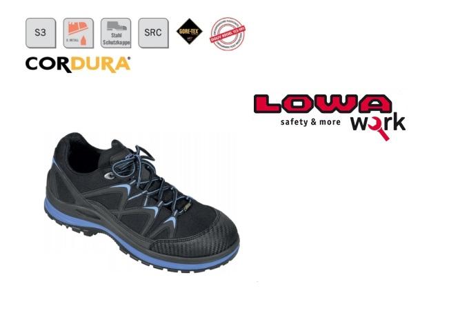 Lowa INNOX WORK GTX. BLUE LOW S3 LOWA 5440 - 36