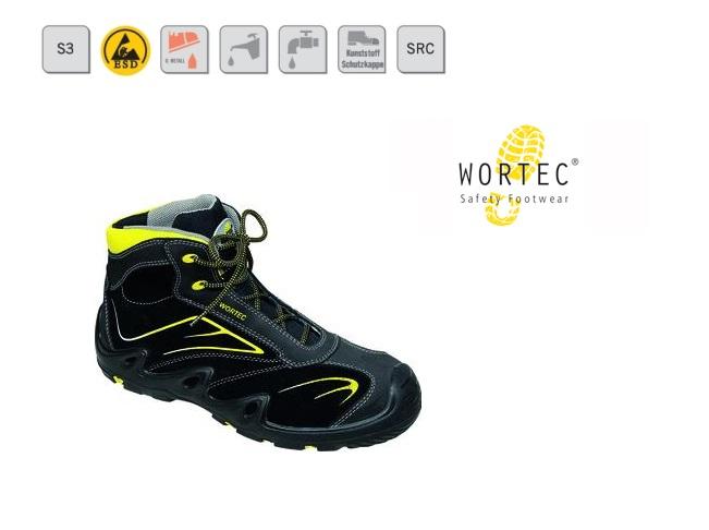 Wortec HARRISON MID S3 - WORTEC 67001 - 36