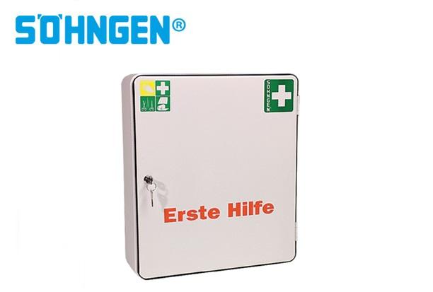 Söhngen eerste hulp kabinet BONN B402xH462xT112ca.mm witte 1-deur DIN 13157