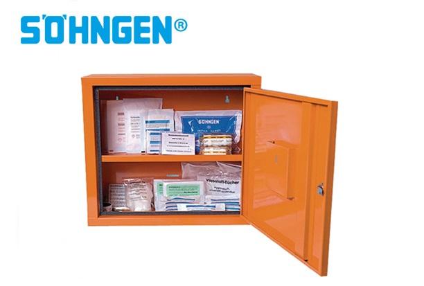 Söhngen hulp kabinet JUNIOR SAFE B490xH420xT200ca.mm orange 1-deurs 1St./VE