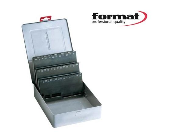 Borencassette Metaal Leeg 1.0-5.9 50 stuks voor DIN 338