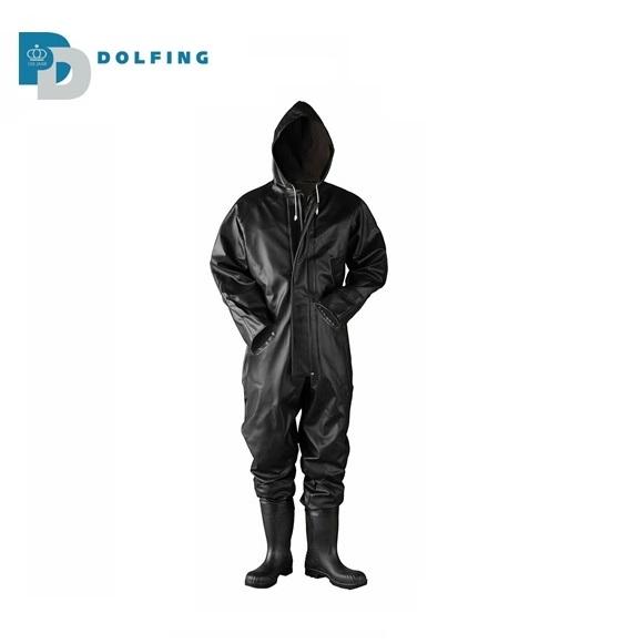 waadpak met veiligheidsschoenen (S5) P2 Black 40 S