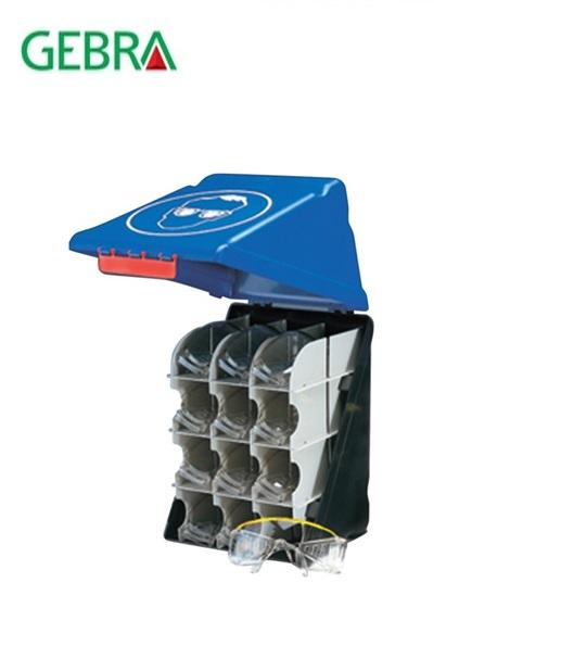 SECU Opbergbox AB-Box blauwe MAXI GEBRA 4902100