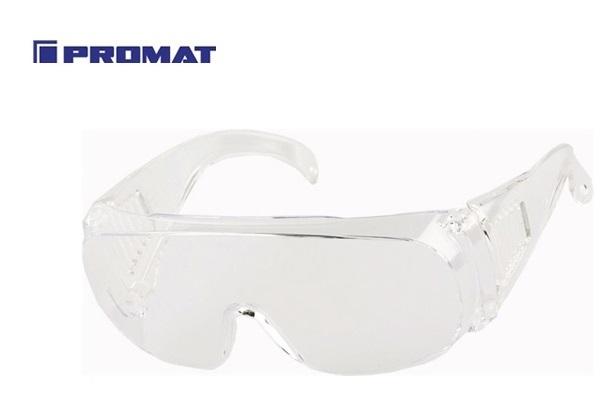 Veiligheidsbril bezoekers EN 166
