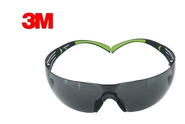 Veiligheidsbril securefit SF200 grijs EN 166 EN 170 (AS/AF UV)
