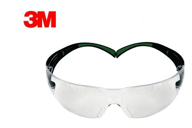 Veiligheidsbril securefit SF400 AS AF EN166 EN172 (AS,UV)