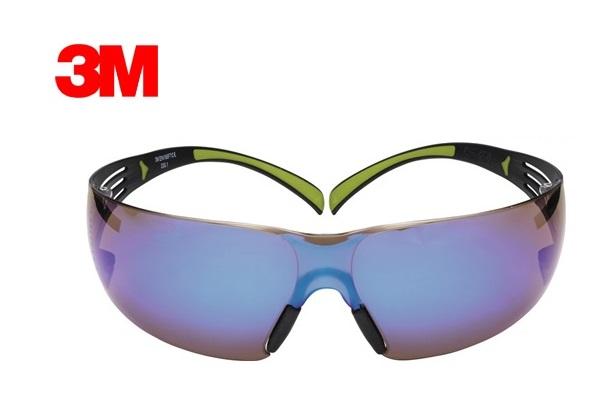 Veiligheidsbril securefit SF400 blauw AS AF EN166 EN172 (AS,UV)