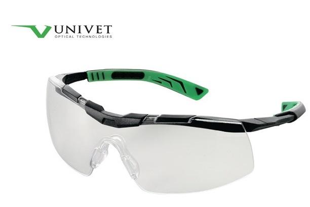 Veiligheidsbril 5X6 EN 166 FT K N