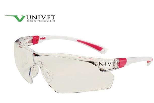 Veiligheidsbril 506 UP EN160 EN170 Rood