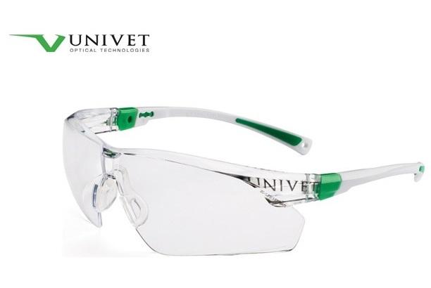 Veiligheidsbril 506 UP EN160 EN170 Groen