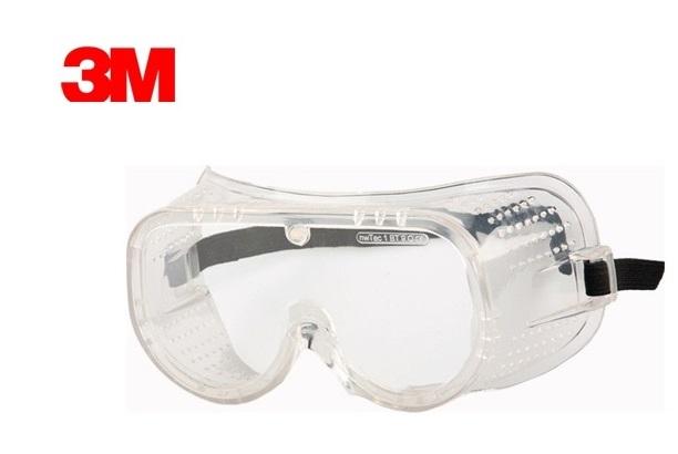 Veiligheidsbril volzicht EN166