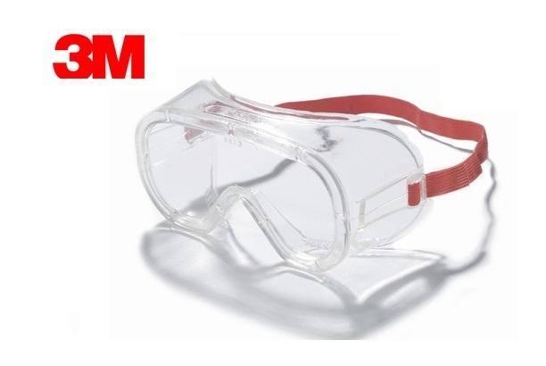 Veiligheidsbril volzicht Bud 48 AF EN166