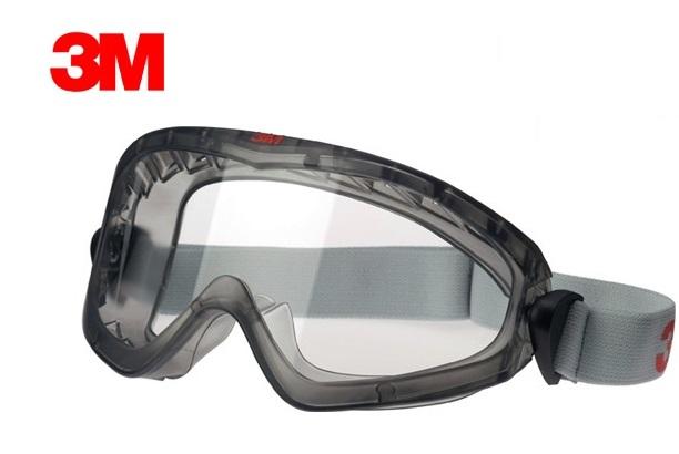 Veiligheidsbril volzicht 2890EN166 EN170 acetatscheibe