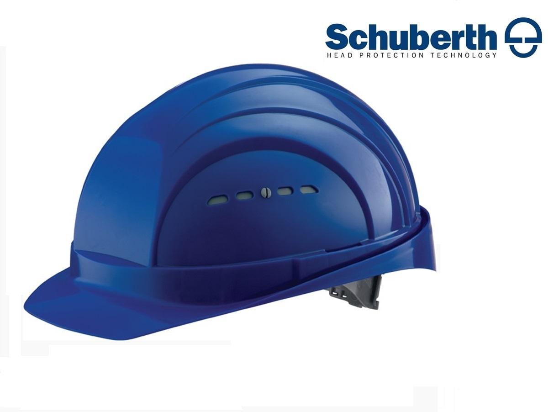 Veiligheidshelm EuroGuard 6 Hogedrukpolyethyleen EN 397 Blauw