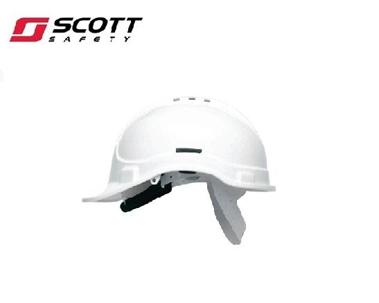 Veiligheidshelm Stijl 300 Hogedruk polyethyleen EN 397 Wit