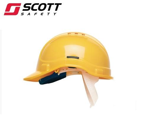Veiligheidshelm Stijl 300 Hogedruk polyethyleen EN 397 Geel