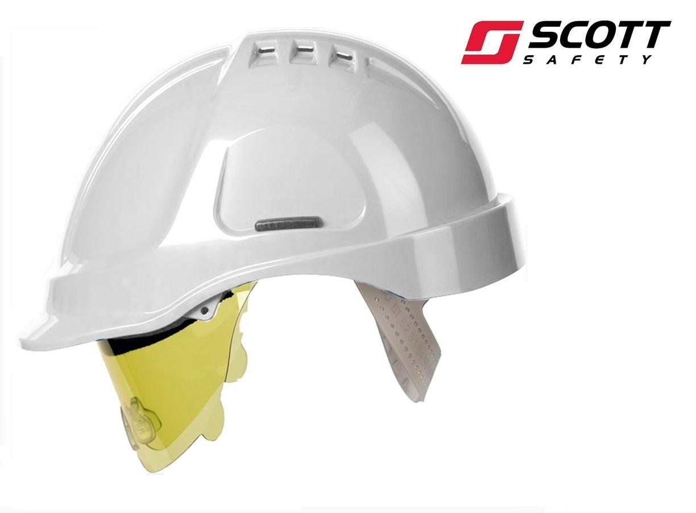 Veiligheidshelm Stijl 600 Hogedruk polyethyleen EN 397 Wit