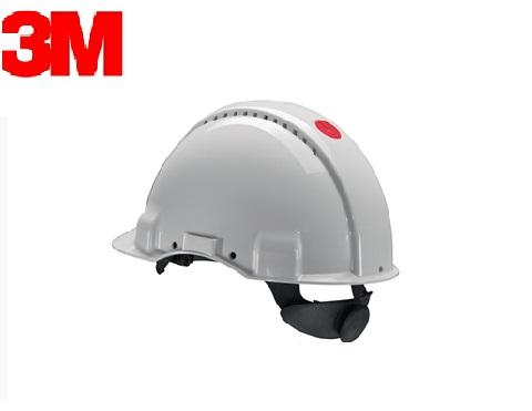 Veiligheidshelm G3000 Acrylonitril-butadieen-styreen (ABS) EN 397 Wit