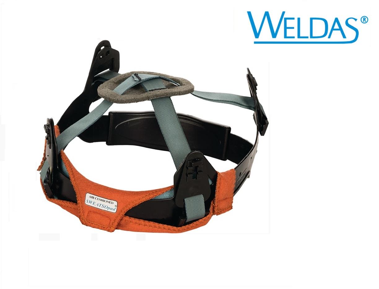 Zweetband SWEATSOpad 2 pc. in set plastic 100% katoen EN 11611