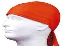 DOO-RAGS oranje,Hoofdbescherming