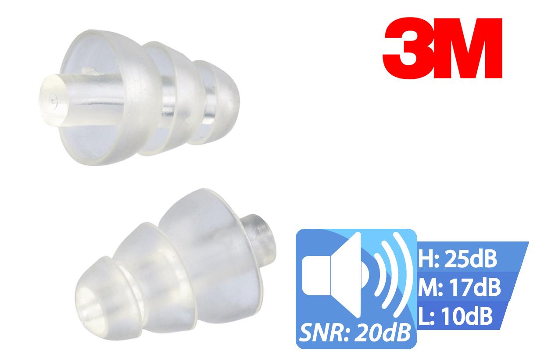 Oorbeschermingsplug E-A-R 20 SNR 20dB met opbergdoos