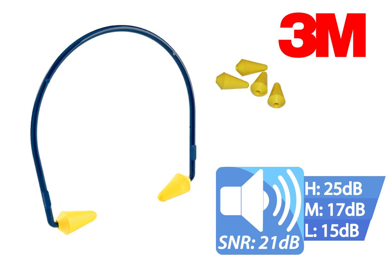 Beugeloordop EAR Caboflex verpakt per paar, 1 paar, EAR CF-01-000