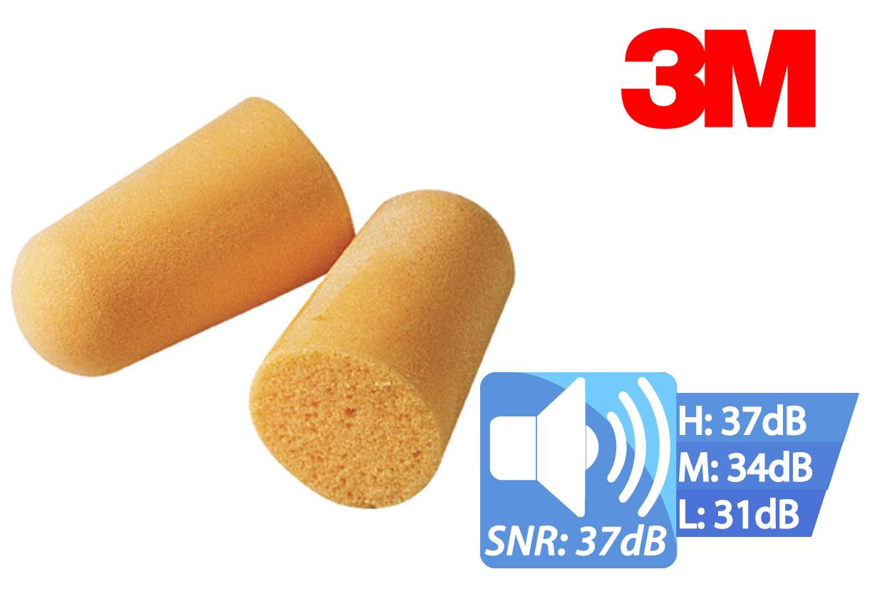 Oordoppen 3M 1100 SNR 31 dB