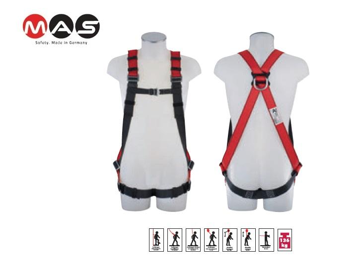 Veiligheidsharnas MAS10 EN361 maat 48-56