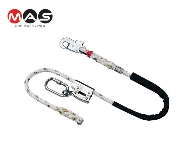 Verbindingsmiddelen MASI MA4 DIN-EN358 d.16mm L.2m polyamidetouw 1st