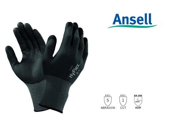HyFlex 11-840 handschoenn Mt 8 Ansell