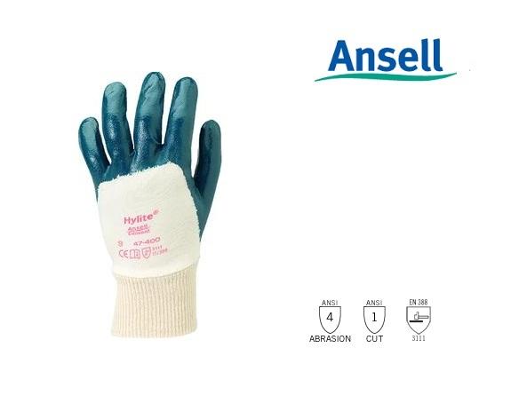 Hylite 47-400 Handschoen Mt 8 Ansell