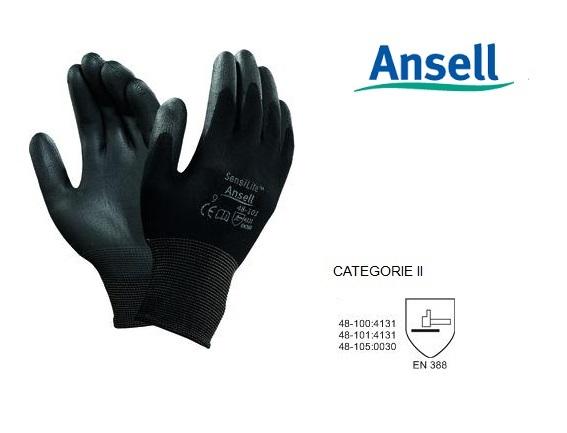 Sensilite 48-101 Handschoen Mt 7 Ansell