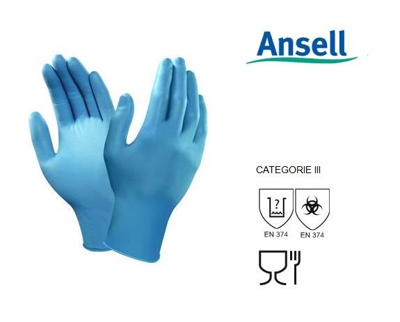 Ansell VersaTouch 92-200 Handschoen Mt 6,5-7 Ansell