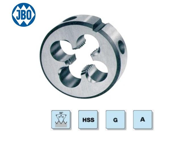 Ronde snijplaat DIN EN24231 Form B G1/8
