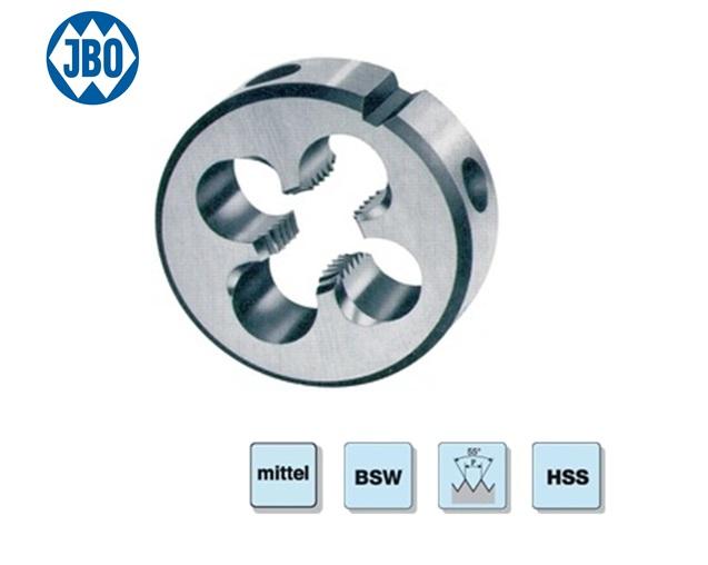 Snijplaat DIN EN22568 Form B BSW 1/16x60