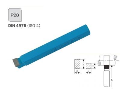 Draaibeitel breed 10x10 DIN 4976 P20