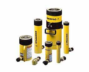 Enerpac cilinders