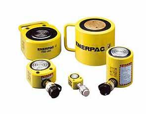 Enerpac Universele cilinders met lage bouwhoogte. RSM50