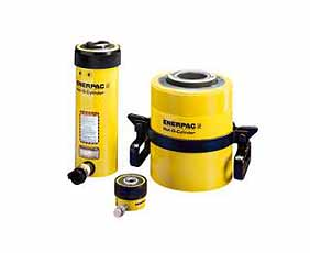 Enerpac Holle plunjer cilinder. RCH121