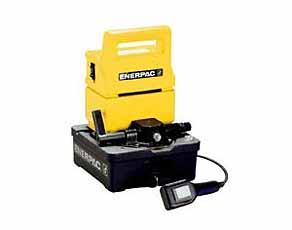 Enerpac Elektrische pomp, hydraulisch. PUD1100E Enerpac
