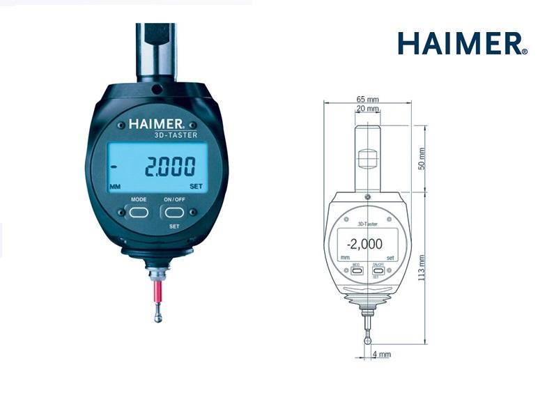 Digitale 3D-taster HAIMER 80.460.00